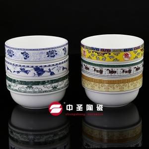 镁质强化瓷环保套碗