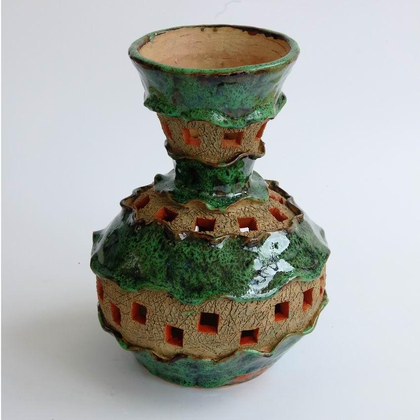 手工陶瓷作品